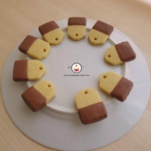 Secando el chocolate. Aroma de chocolate