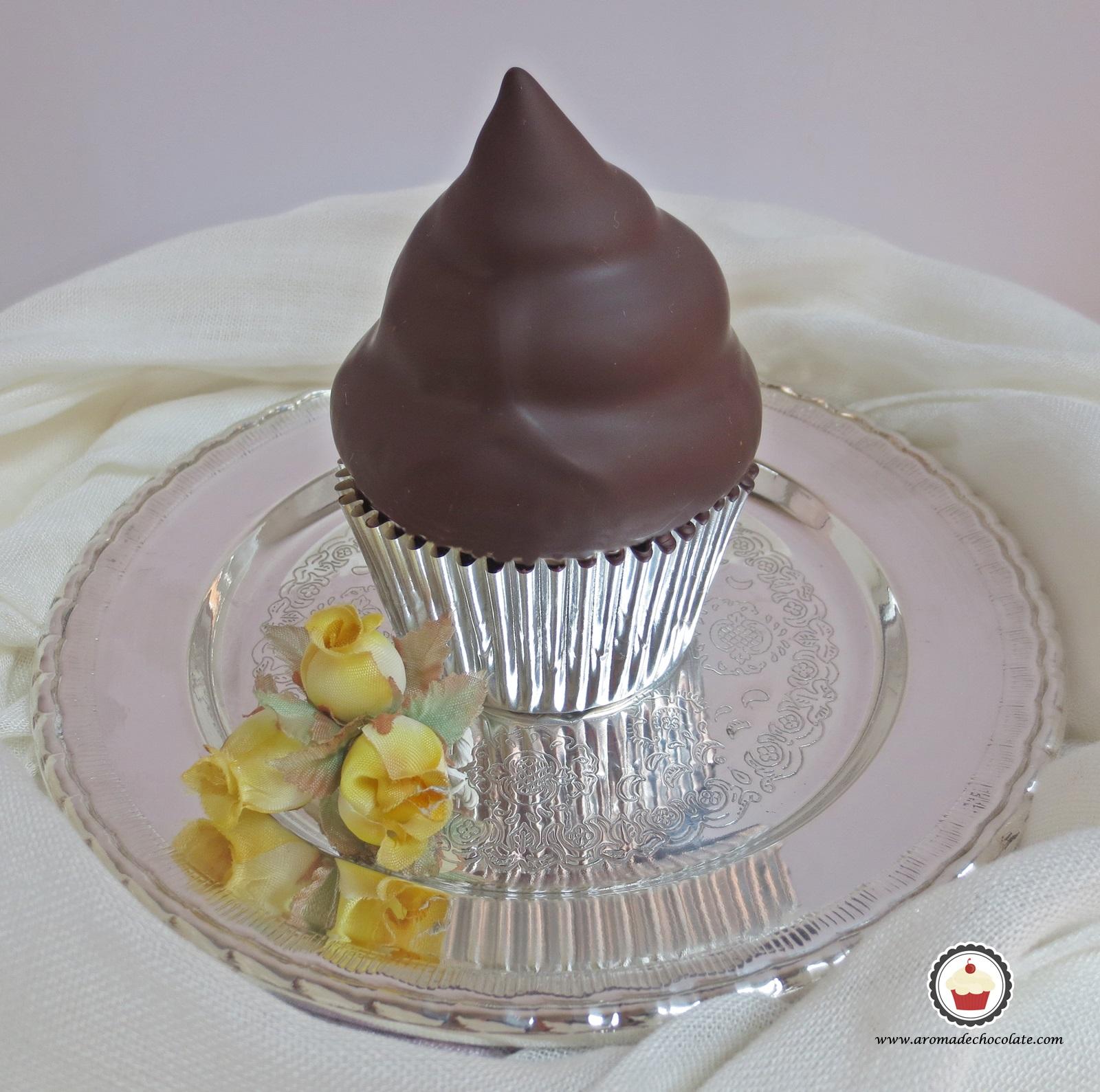 Hi Hat Cupcakes. Aroma de chocolate