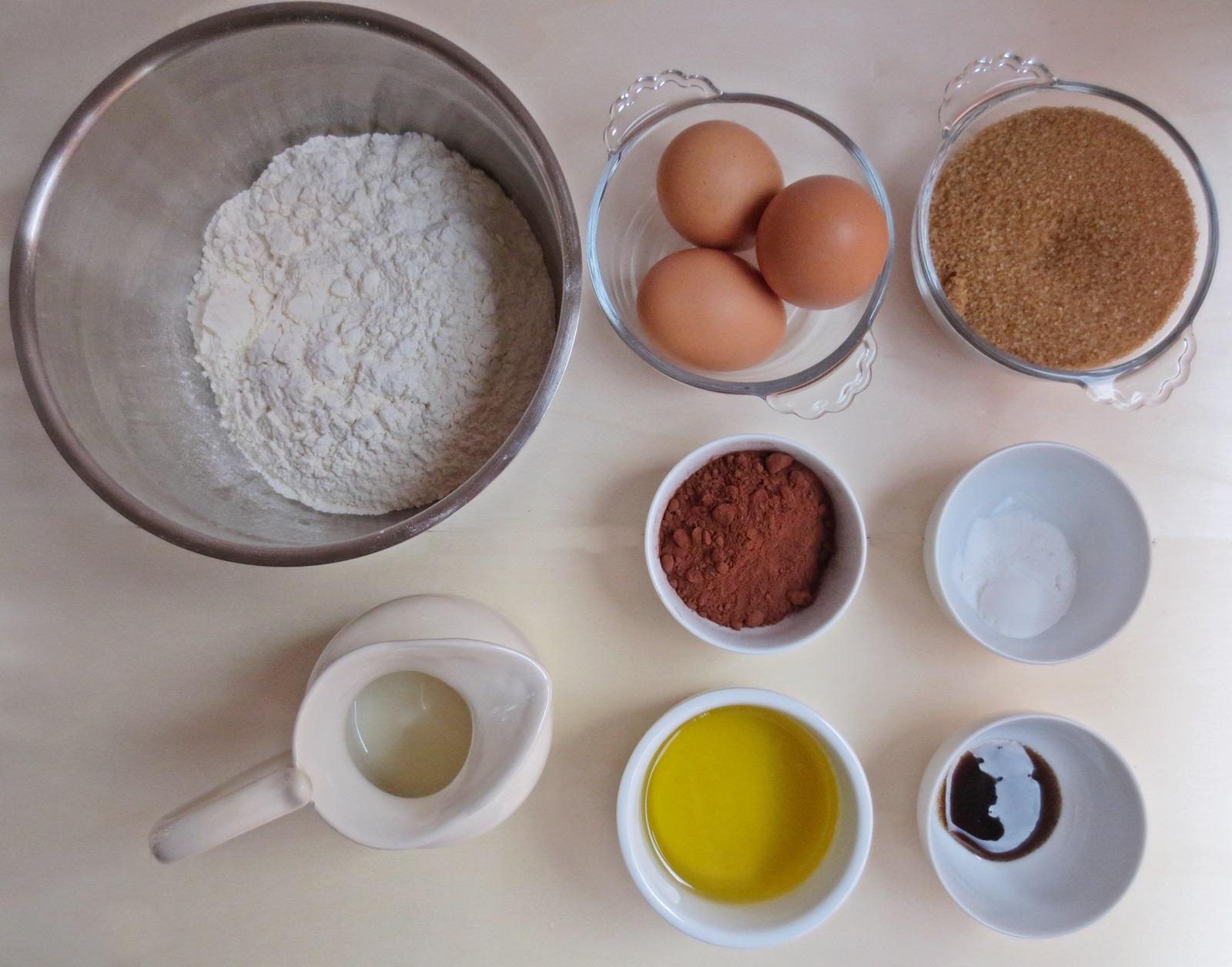 Ingredientes. Hi Hat Cupcakes. Aroma de chocolate
