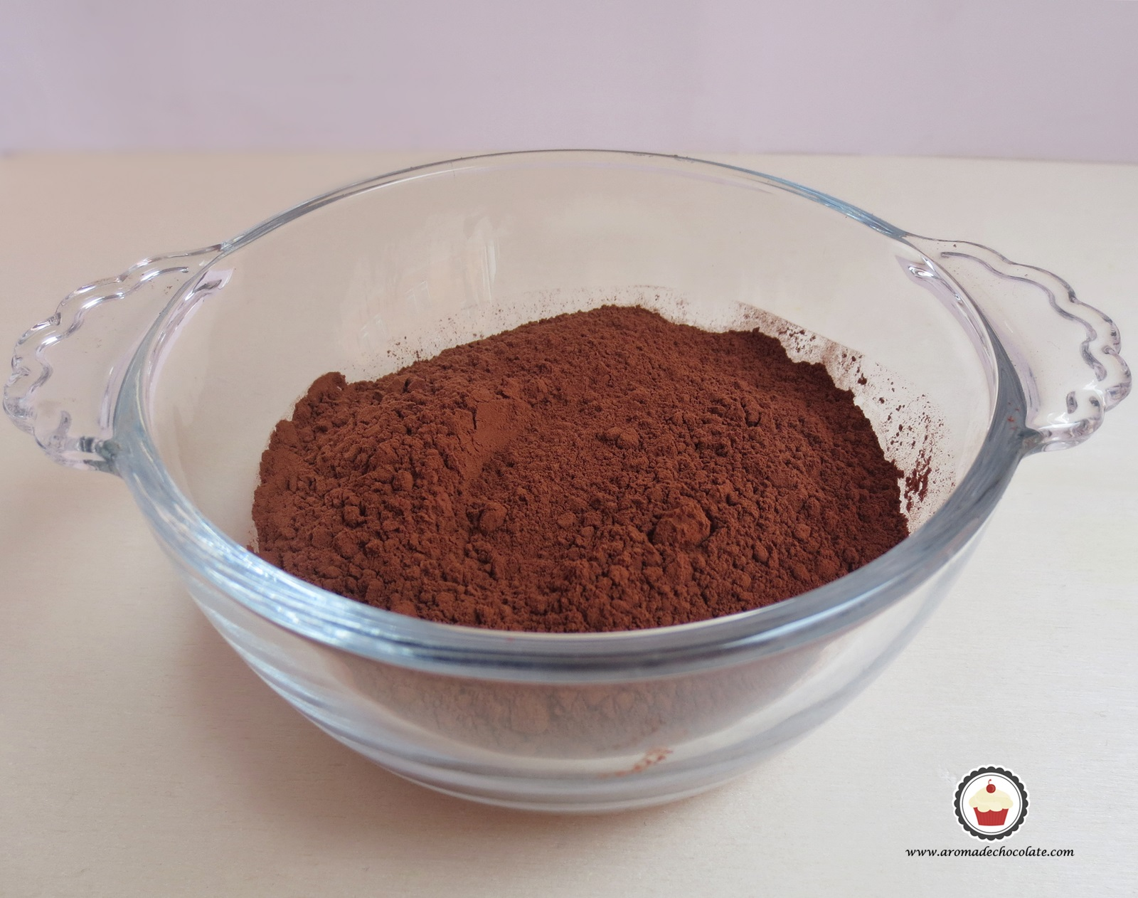 Cacao. Aroma de chocolate