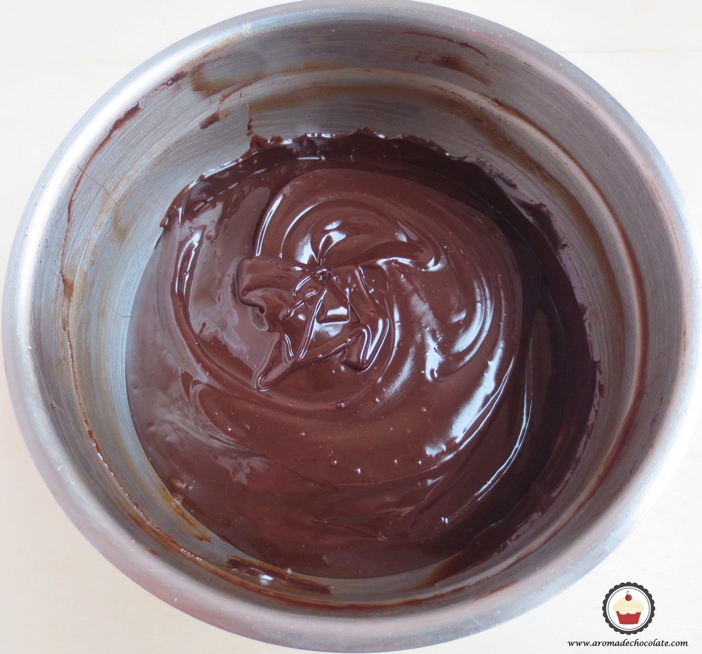 Mezcla de trufas. Aroma de chocolate