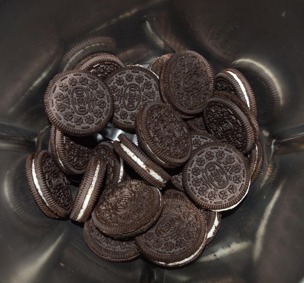Galletas Oreo. Aroma de chocolate