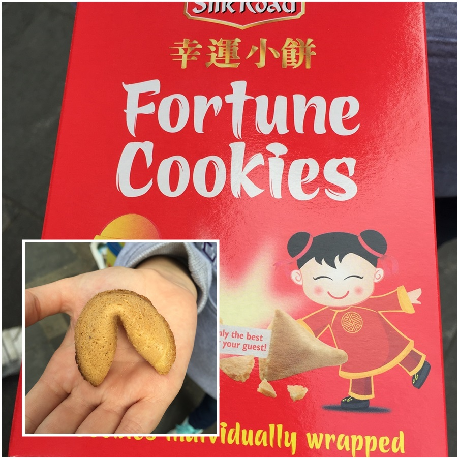 Fortum cookies. Chinatown. Aroma de chocolate