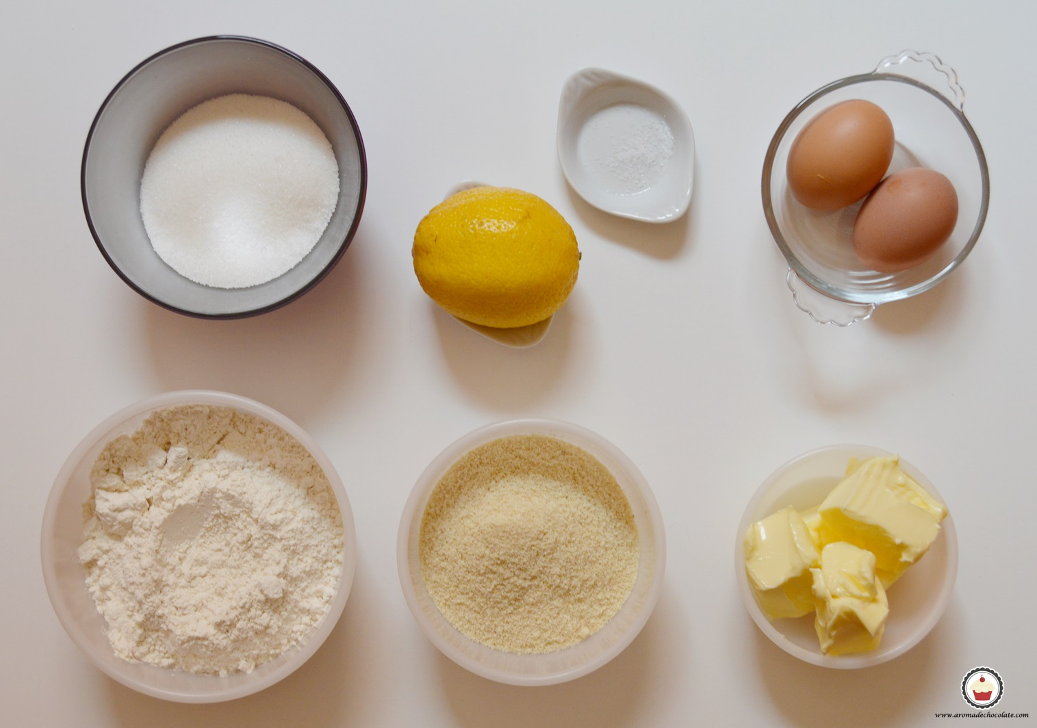 Ingredientes masa pastel vasco. Aroma de chocolate