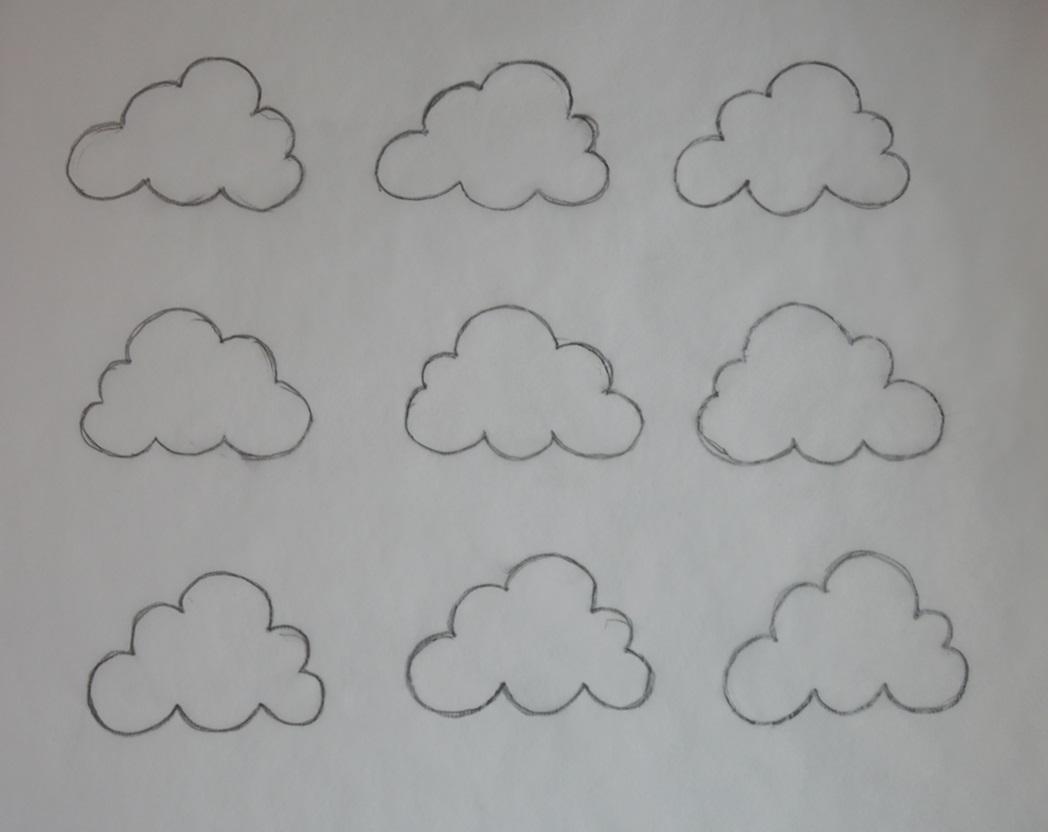 Pintando las nubes. Aroma de chocolate