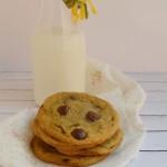 Cookies de Nutella. Aroma de chocolate