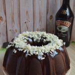 Bundt cake de chocolate y Baileys. Aroma de chocolate