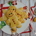 Panecillos de leche para Navidad. Aroma de chocolate.