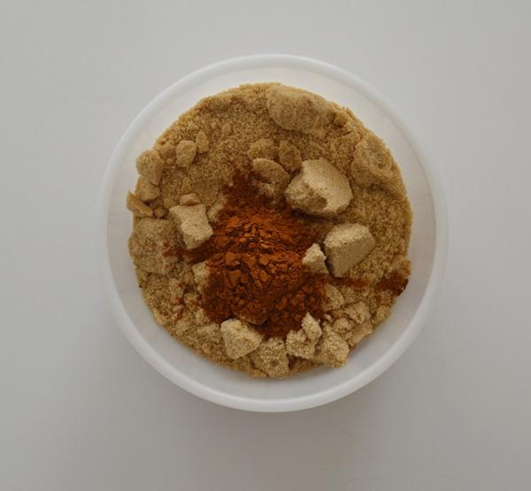 Azúcar y canela. Monkey bread. Aroma de chocolate