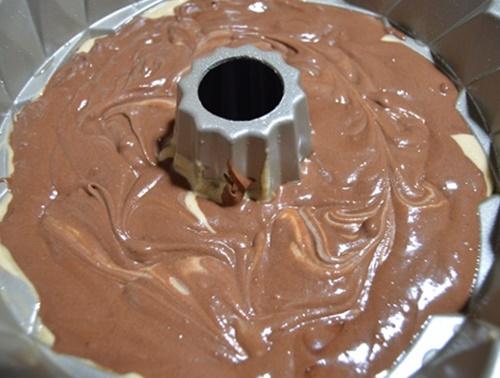 Tras el zigzag. Aroma de chocolate