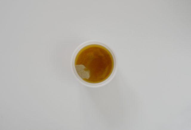Relleno de tahin y miel. Aroma de chocolate
