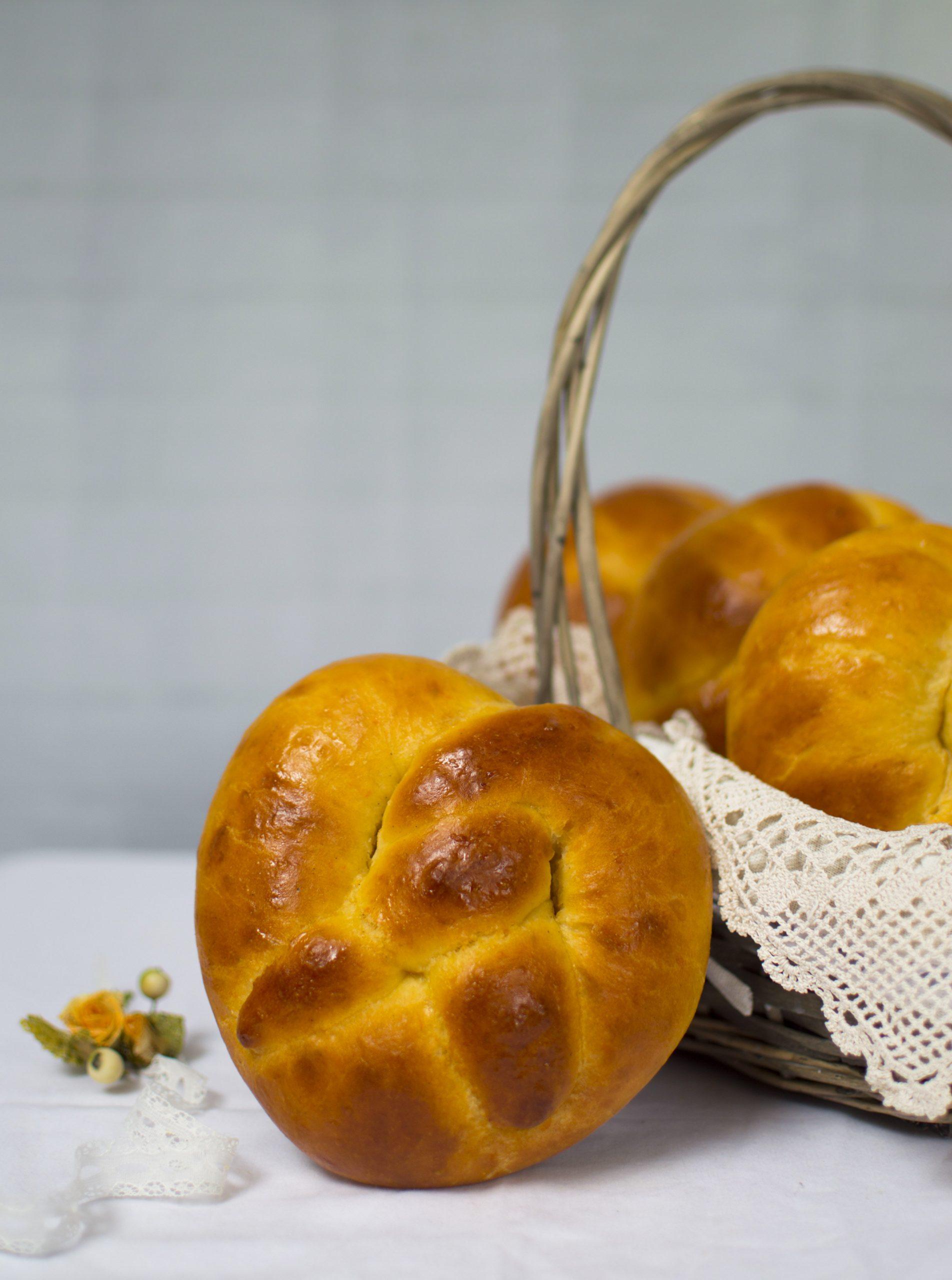 Bretzels dulces. Aroma de chocolate
